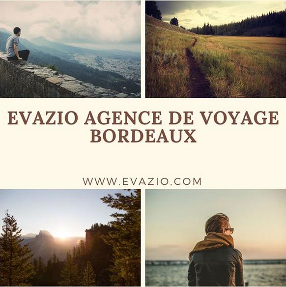Evazio : agence de voyage à Bordeaux